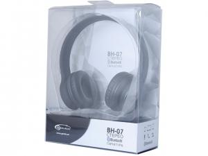 Навушники безпровідні Gemix BH-07 Space Grey nalichie
