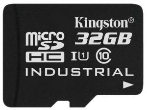 Карта пам'яті Kingston 32GB microSDHC Class 10 UHS-1+ad