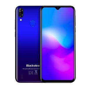 Смартфон Blackview A60 Pro 3/16GB Dual SIM Gradient Blue