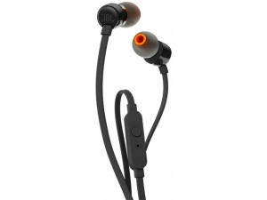 Навушники JBL T110 Black (JBLT110BLK)
