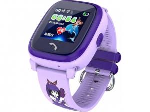 Смарт годинник GOGPS ME K25 Пурпуровий