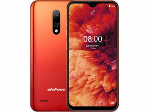 Смартфон Ulefone Note 8 P (2/16Gb) Amber Sunrise