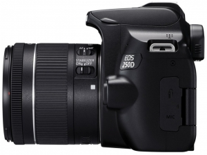 Цифр. фотокамера дзеркальна Canon EOS 250D kit 18-55 IS STM White nalichie