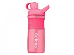 Пляшка для води Ardesto  800 мл, (AR2203TR)  рожева,