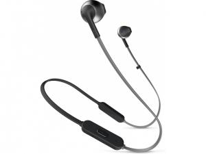 Навушники безпровідні JBL T205BT (JBLT205BTBLK) Black