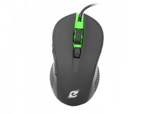 Мишка провідна Ergo NL-720 USB Чорний