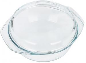 Каструля скляна Simax 1.5+0.6 л s6106/6116