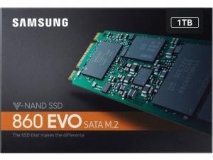 SSD накопичувач Samsung 1TB MZ-N6E1T0BW nalichie