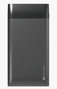 УПБ DA DT0002BK 10000mAh Li-pol 2USB 2.1A LCD Black