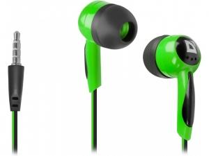 Навушники DEFENDER (63607)Basic-604 black-green