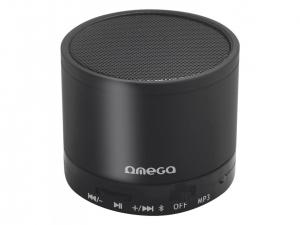 Портативна колонка OMEGA Bluetooth OG47B чорний