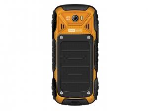 Мобільний телефон Maxcom MM920 black yellow nalichie