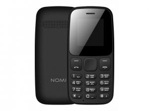 Мобільний телефон Nomi i144c Black