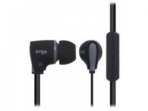 Навушники ERGO VM-110 чорний