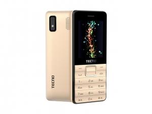 Мобільний телефон Tecno T372 Champagne Gold