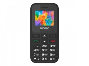 Мобільний телефон Sigma Comfort 50 HIT2020 black