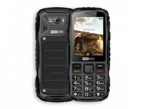 Мобільний телефон Maxcom MM920 Black nalichie