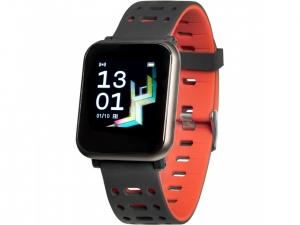 Смарт годинник Smart Watch Gelius Pro GP-CP11 Plus (AMAZWATCH 2020) Black/Red (77629)