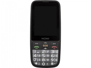 Мобільний телефон Nomi i281 Black