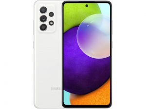 Смартфон Samsung Galaxy A52 4/128GB (SM-A525FZWDSEK) White