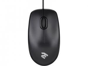 Мишка провідна 2E MF104 USB Black