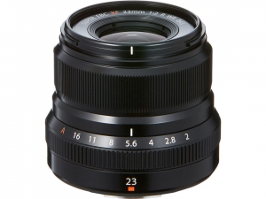 Об`єктив Fujifilm XF 23mm F2.0 (16523169)