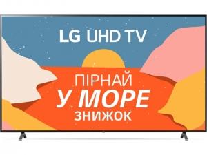 Телевізор LG LED 4K 86UP80006LA Smart