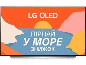 Телевiзор LG OLED55C14LB
