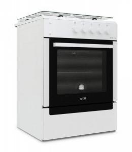 Плита комбінована Artel DOLCE 01-EX Біла