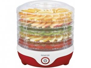 Сушка для овочів та фруктів Sencor SFD742RD