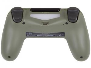 Геймпад безпровідний Sony PlayStation Dualshock v2 Green Cammo (9895152) nalichie
