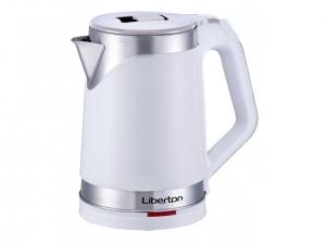 Електрочайник Liberton LEK-2201 White