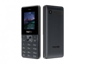 Мобільний телефон Tecno T301 Dual SIM Black