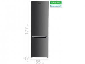Холодильник PRIME Technics RFS 1731 MX nalichie