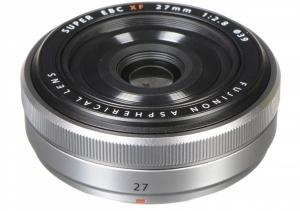 Об'єктив до цифрових камер XF-27mm F2.8 (16537718)