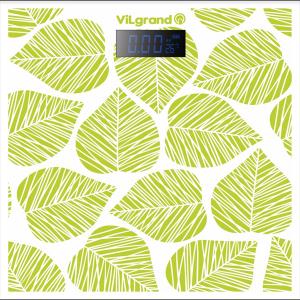 Ваги підлогові Vilgrand VFS-1828 green