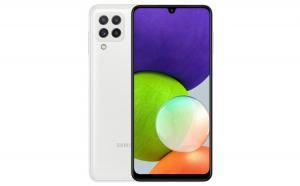 Смартфон Samsung Galaxy A22 (A225F) 4/64GB Light White (SM-A225FZWDSEK)