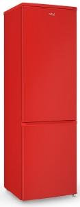 Холодильник Artel HD-345 RN черв