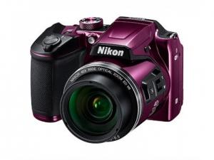 Цифрова камера  Nikon Coolpix B500 Purple