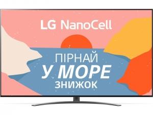 Телевізор LG 50NANO866PA