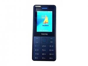 Мобільний телефон Tecno T372 Triple SIM Deep Blue