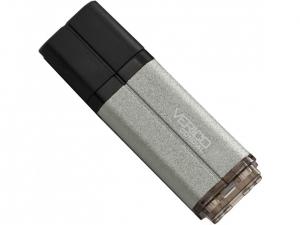 Флеш USB 8 Gb Verico Cordial Gray
