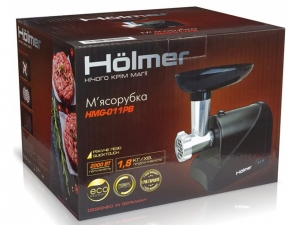М'ясорубка Holmer HMG-011PB nalichie