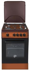 Плита газова COOKER-MILANO ML50 G1/01 коричнева