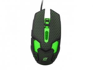 Мишка провідна Ergo NL-650 USB Чорний