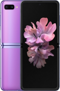 Смартфон Samsung Galaxy Z Flip 2020 8/256GB Purple (SM-F700FZPDSEK)