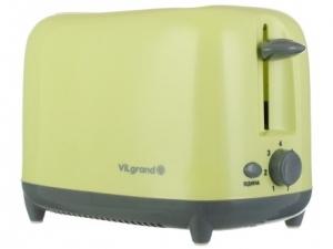 Тостер Vilgrand VT-0722 Р зел