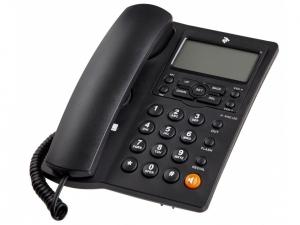 Дротовий телефон 2E AP-410 Black