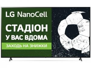 Телевізор LG 65NANO756PA