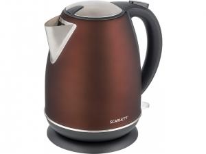 Електрочайник Scarlett SC-EК21S84 кавовий